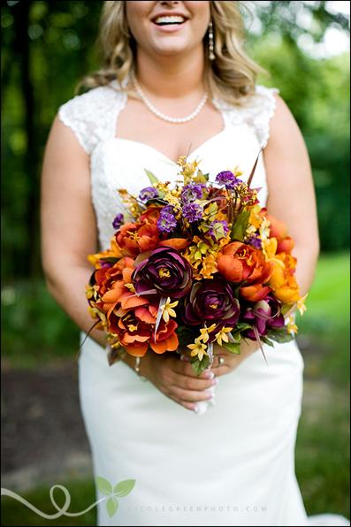 Emily Wedding Flowers